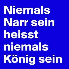 #König #Narr #Boldomatic #Sprüche