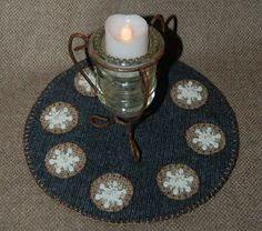 Cat Haven Craft House: FREE PENNY RUG PATTERN!!!