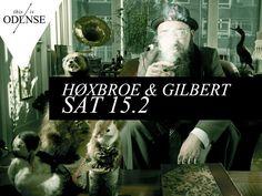 Høxbroe & Gilbert til Vinterjazz 2014. Piano og beatpoesi. En koncert, der vil gøre dit hjerte klogere. #beatpoet #ClausHøxbroe #OscarGilbert #VinterJazz #VinterJazz2014 #JazzhusDexter #Odense #jazz #poetry #concert Læs anbefalingen på: www.thisisodense.dk/7120/h-xbroe-and-gilbert-til-vinterjazz-2014
