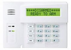 Honeywell Security 6160 Ademco Alpha Display Keypad -- More info could be found at the image url.