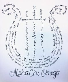 Beautiful Symphony artwork courtesy of Epsilon Omega, Cal Poly. @Stephanie Hecht Cal Poly #CoffeeWithCelia