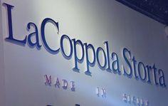 :) Our brand name in New York! #lacoppolastorta #coppole #madeinsicily #usa #newyork