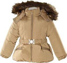 Trenca con pelo marca Miranda · Nueva colección otoño-invierno · Bonita  trenca de color cc561e666d7