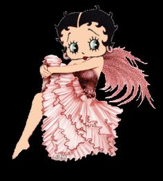 Betty Boop as an Angel | Betty Boop Pictures Archive