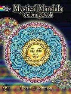 bol.com | Mystical Mandala Coloring Book, Alberta Hutchinson | 9780486456942 | Boeken...