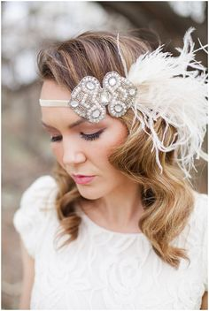 boho bridal accessories    Image by Connie Dai Photography