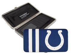 Indianapolis Colts Shell Mesh Wallet Z157-8669911260