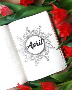 Welcome April!