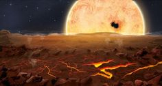 HD 189733b: Infernal Exoplanet With 500 MPH, 3000 Degree Winds