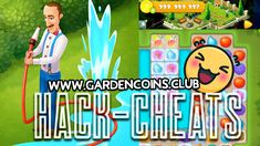 Gardenscapes Hack - Get Unlimited Coins Coins, How To Get, Hacks, Board, Rooms, Planks, Tips