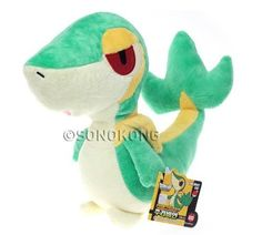 Pokemon Large Plush - Snivy Pokémon…
