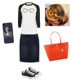 """""""Infinitely"""" by brendansara1018 on Polyvore featuring Casetify, Coach, Converse and Boden"""