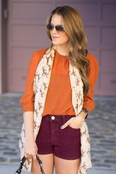 Fall Colors - Gal Meets Glam