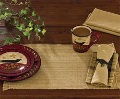 New Gold Casual Classics Placemat