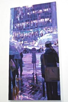 shintaro ohata - i love the quality of the light in these paintings