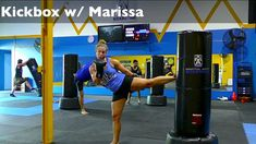 The Best Kickboxing Workout with a Punching bag Boxing Workout With Bag, Punching Bag Workout, Heavy Bag Workout, Fitness Diet, Boxing Fitness, Youtube Workout, Kickboxing Workout, I Work Out, Excercise