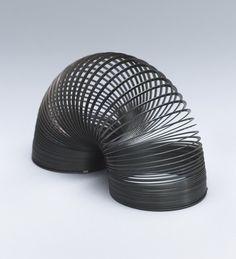 Slinky Richard James (American, and Betty James (American, Magazine Art, Magazine Design, Best Design Magazines, Kinetic Toys, Fireplace Set, Alexey Brodovitch, Childhood Toys, Geodesic Dome, Moma