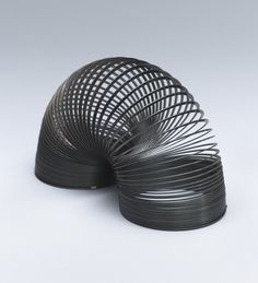 Richard James and Betty James. Slinky. 1945- Classic Kinetic Toy