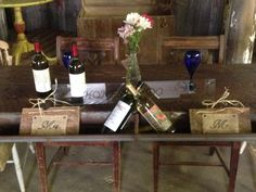 This table was created for the sole purpose of having the coolest HEAD TABLE for a wedding ! it is 10' long with reclaimed 2'' x 12'' dimensional & a barn gutter for beverages or flowers ! long enough for the Bride & Groom as well as the Maid/matron of honor & Best man ! so cool so unique ! Cool Headed, Bride Groom, Wine Rack, Maid, Purpose, Beverages, Rustic, Cool Stuff, Create