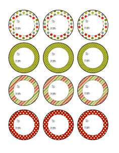 Free Christmas Printables - My Uncommon Slice of SuburbiaMy Uncommon Slice of Suburbia