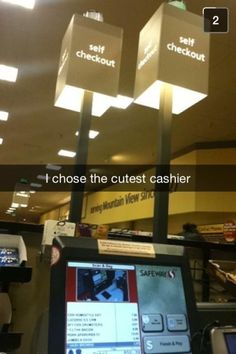 When this woman gave her self-confidence a boost. | The 25 Funniest Things Ever Snapchatted