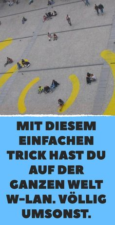 With this simple trick you have WiFi all over the world .- Mit diesem einfachen Trick hast du auf der ganzen Welt W-Lan. With this simple trick you have WiFi all over the world. Iphone Hacks, Android Hacks, Smartphone Hacks, Android Smartphone, Wi Fi, Life Hacks, Netflix Premium, Van Life, Good To Know