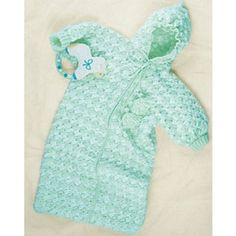Free Bunting Bag Crochet Pattern