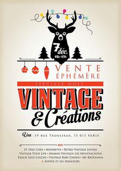 Les Moustachoux: Vente Vintage & Créations #2