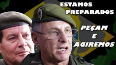 E AGORA? General Comandante do Exército ENDOSSA MOURÃO e manda RECADO CL...