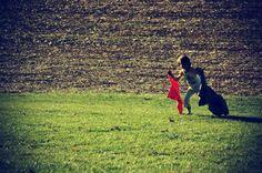 Run Lola run ! #green #red #run