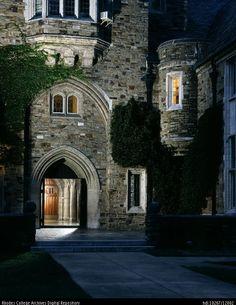 Rhodes College    Palmer Hall