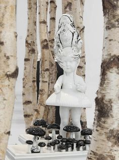 Maria Rubinke Tumblr MARIA RUBINKE Pinterest Creepy - Amazingly disturbing porcelain figurines by maria rubinke