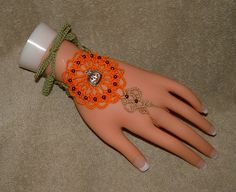 Holloween Slave Bracelets &/or Barefoot by gilmoreproducts33, $14.00