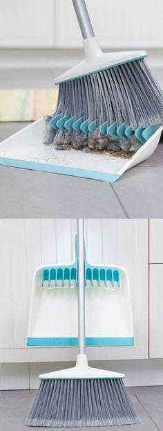 Broom Groomer Set