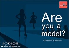 Register with us:- www.youfindpro.com #fashion #model