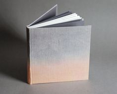 #Ombre Linen Book by NatalieAsls on @Etsy