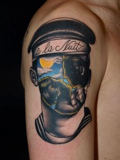 Pietro Sedda, love this tattoo