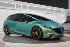 Honda Concept C и Concept S