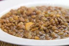 Φακες σούπα - Caruso Legumes Recipe, Greek Recipes, Beans, Prayers, Greek Food Recipes