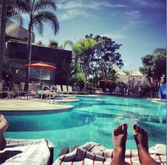 Here's how to enjoy that #SanDiego sunshine! (Photo by @Kristen - Storefront Life B)