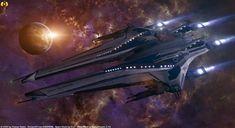 Leonidas class Destroyer by Euderion on DeviantArt Mass Effect Ships, Mass Effect Art, Alien Spaceship, Spaceship Design, Mass Effect Universe, Starship Concept, Sci Fi Spaceships, Space Fantasy, Star Wars Concept Art