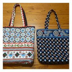 A Little Dancer: Vera Bradley Bag Tutorial Diy Bags Purses, Diy Purse, Sew Bags, Bags Sewing, Bag Patterns To Sew, Tote Pattern, Handbag Patterns, Sewing Patterns, Patchwork Bags