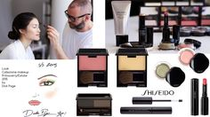 PRIMAVERA ESTATE 2015 • SHISEIDO MAKEUP Spring Summer 2015 makeup collection- Dick Page look
