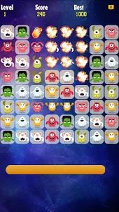 Monster Blast 2 : Space Dash !- gambar mini tangkapan layar