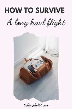 Have you ever come off a long haul flight feeling exhausted and sore and stiff? It's not easy when you're flying economy. Here are my essentials for more comfortable relaxing long haul flight.