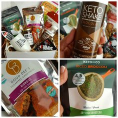 The Keto Box - July 2017 - New Low Carb Products To Try!