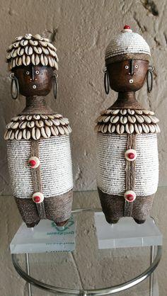 Namji Dolls 25cm Who Is An Entrepreneur, African Dolls, Handicraft, Beadwork, Objects, Ceramics, Inspiration, Hand Crafts, Hall Pottery
