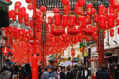 Chinatown London, I love it!