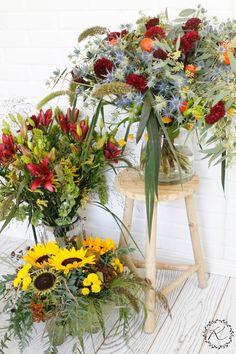 KUKKALA: Kurkistus projektiin kukkakaupassa