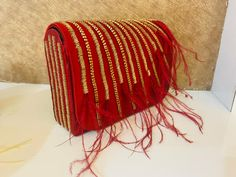 Evening Handwork Clutch Go Shopping, Stationery, Bags, Handbags, Papercraft, Paper Mill, Totes, Office Supplies, Hand Bags